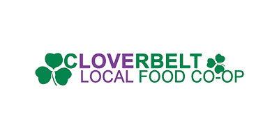 Cloverbelt Local Food Co-op logo