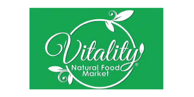 Vitality Natural Food Market logo